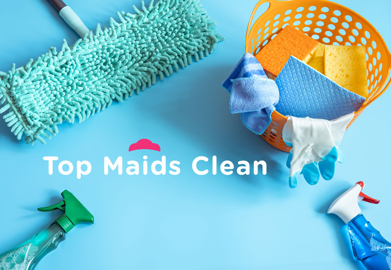 Top Maids Clean residential cleaning services in Denver