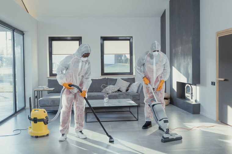 Deep cleaning services top maids denver