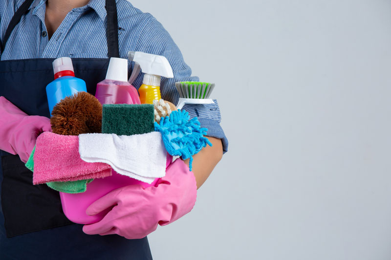 benefits of residential cleaning services