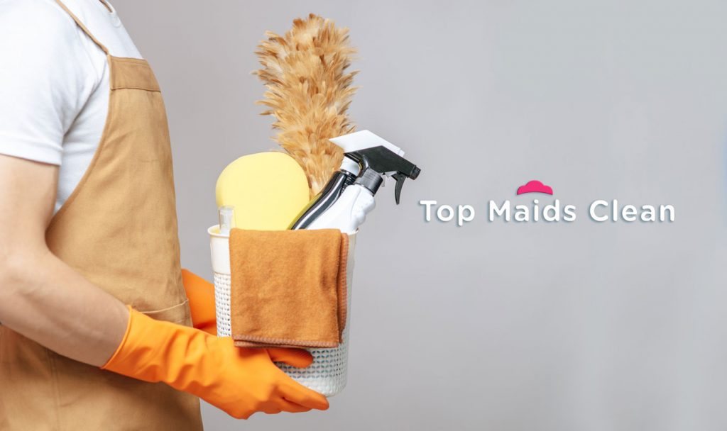 housekeeping services at top maids clean